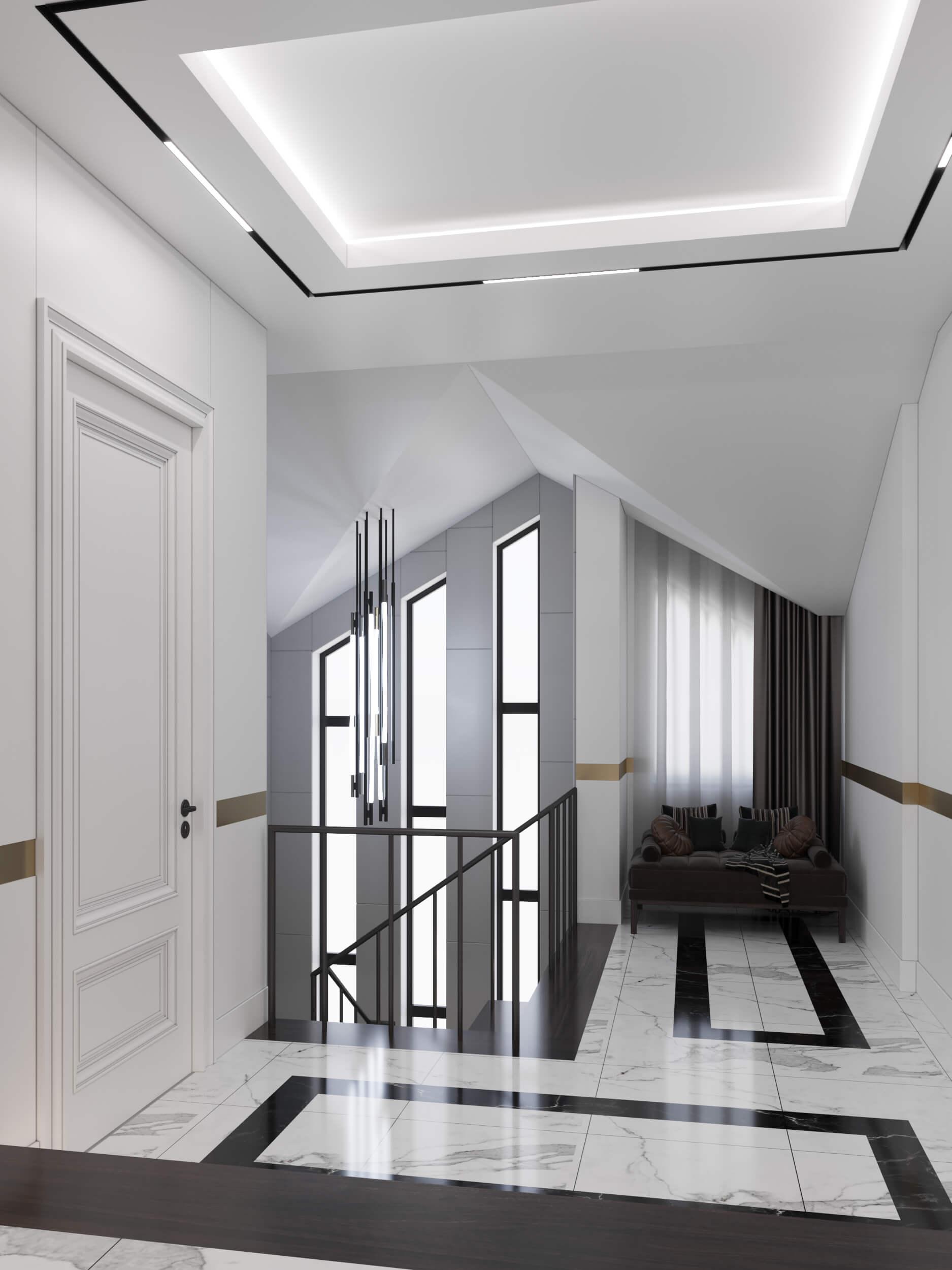 villa dekorasyonu 4293 Hekimköy Villa Konutlar