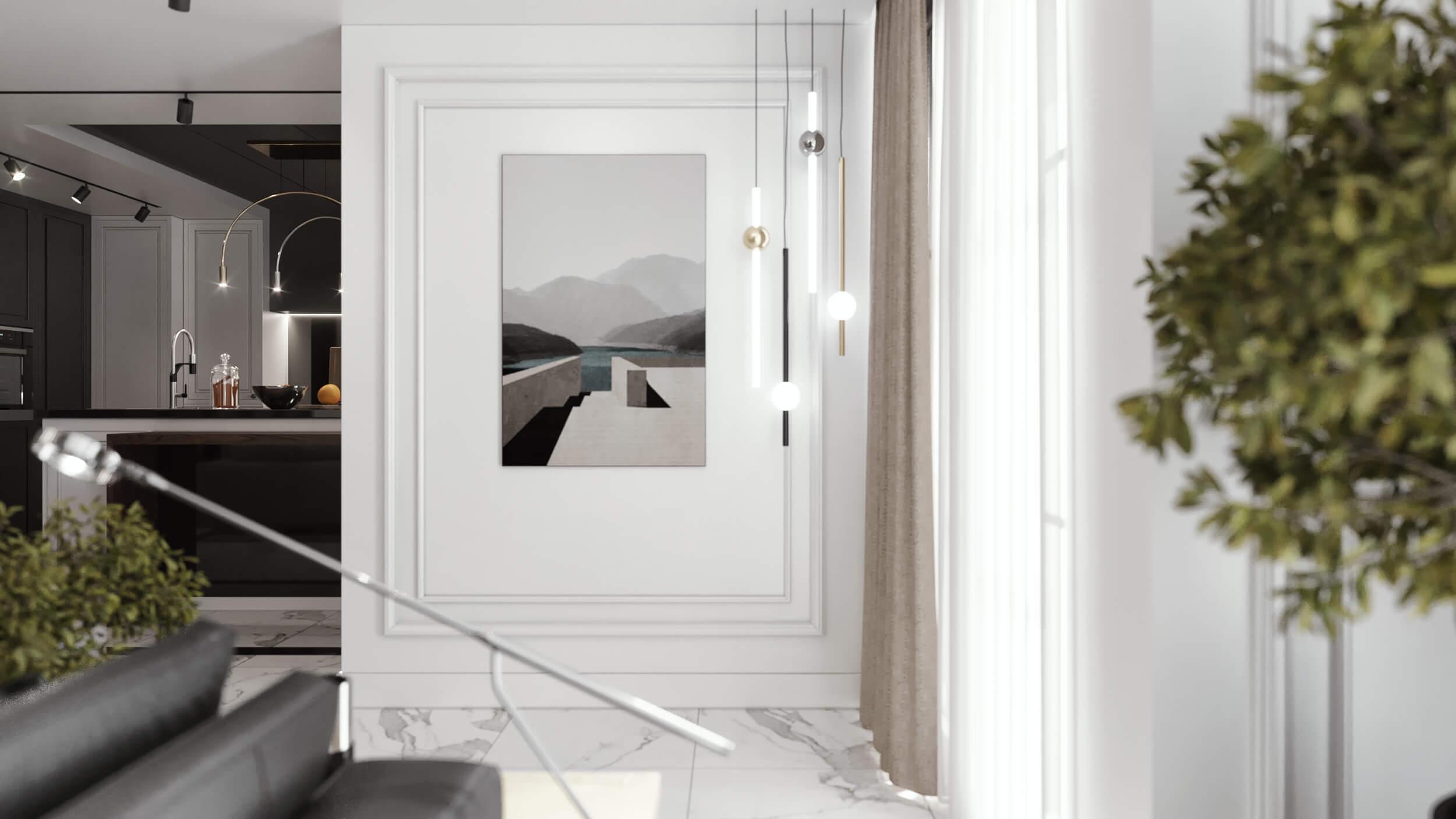 ev dekorasyonu 4310 Hekimköy Villa Konutlar