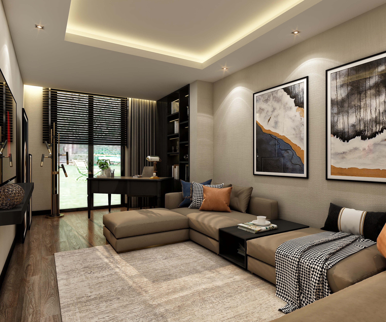 villa dekorasyonu 4374 Cemreler Sitesi Villa Konutlar