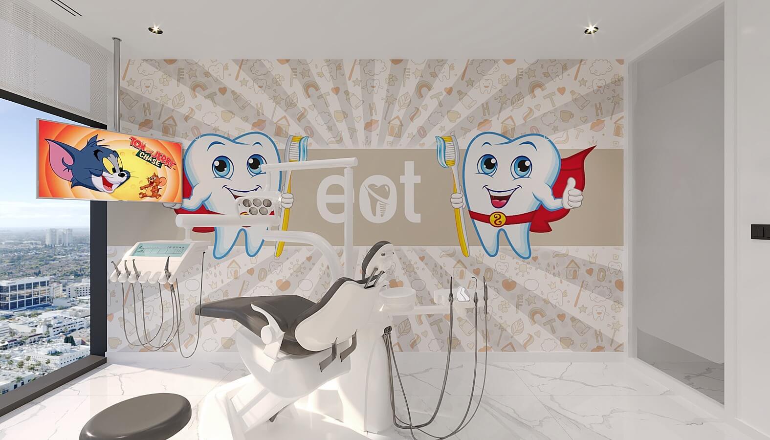 Güzellik Merkezi 4520 EOT Diş Kliniği Sağlık