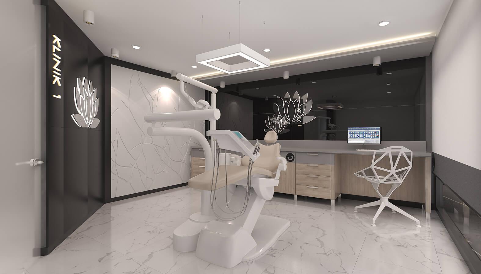 Cerrahi Poliklinik 4574 Dentapol Diş Polikliniği Sağlık