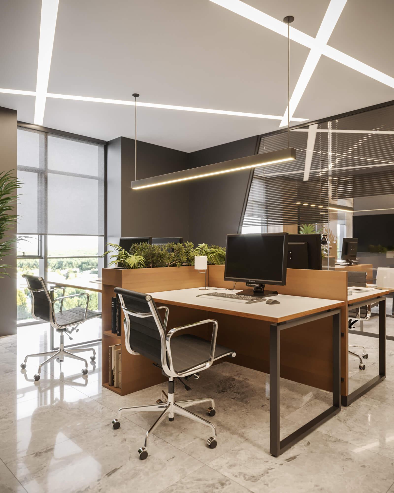 ofis içmimari 4590 Mahall Ankara Ofisler
