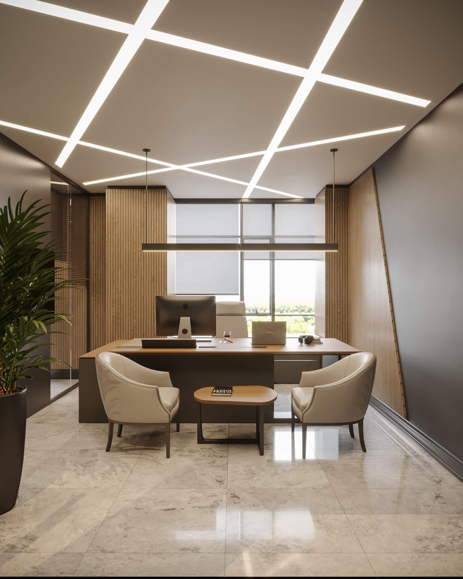 ofis içmimari 4593 Mahall Ankara Ofisler